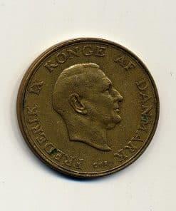 1 krone 1957